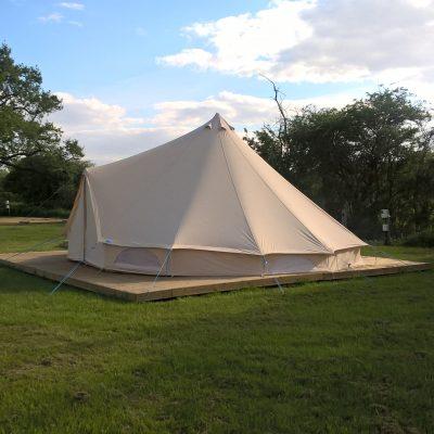 Bell Tent Norfolk